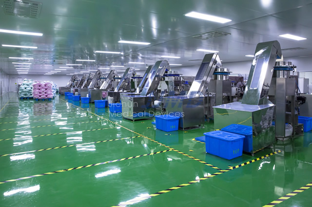 FULLY AUTOMATIC PACKAGING WORKSHOP